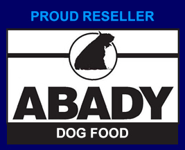 Abady Dog Food - Provided By Title Shot Kennels